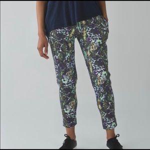 NWOT Lululemon Jet Crop Slim Pant Size 8